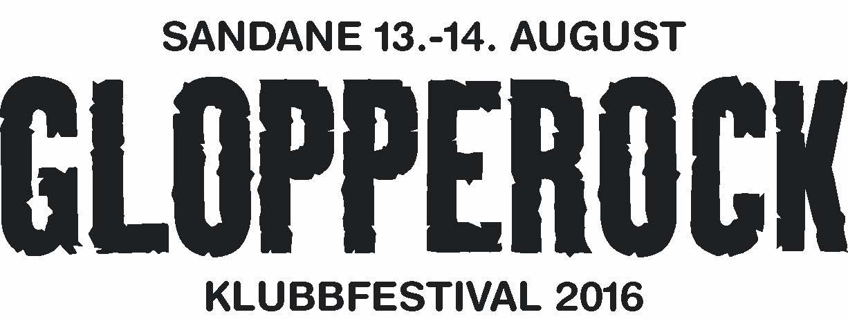 Glopperock 2016 med tekst-klubbfestival