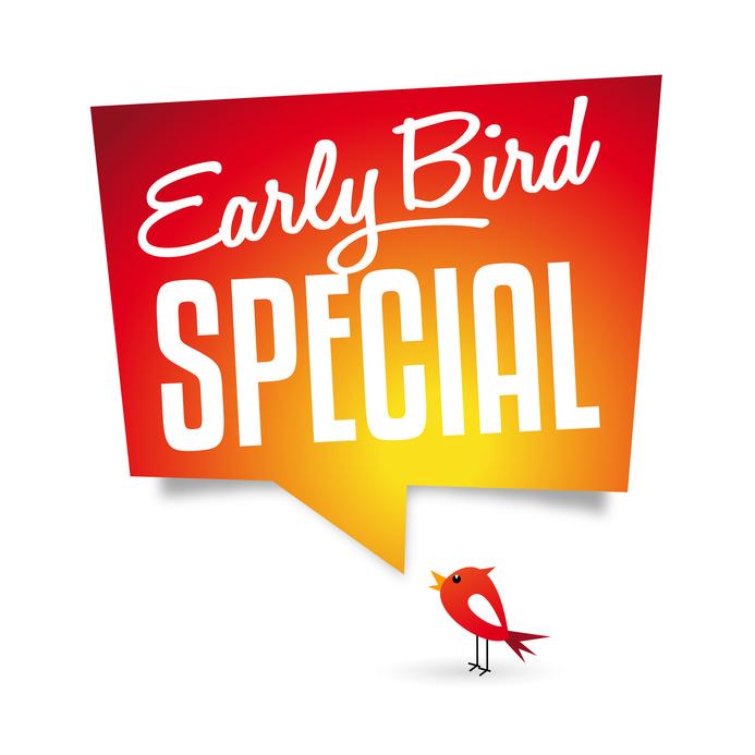 Glopperock 2020. Early Bird billettar i sal på TicketCo.