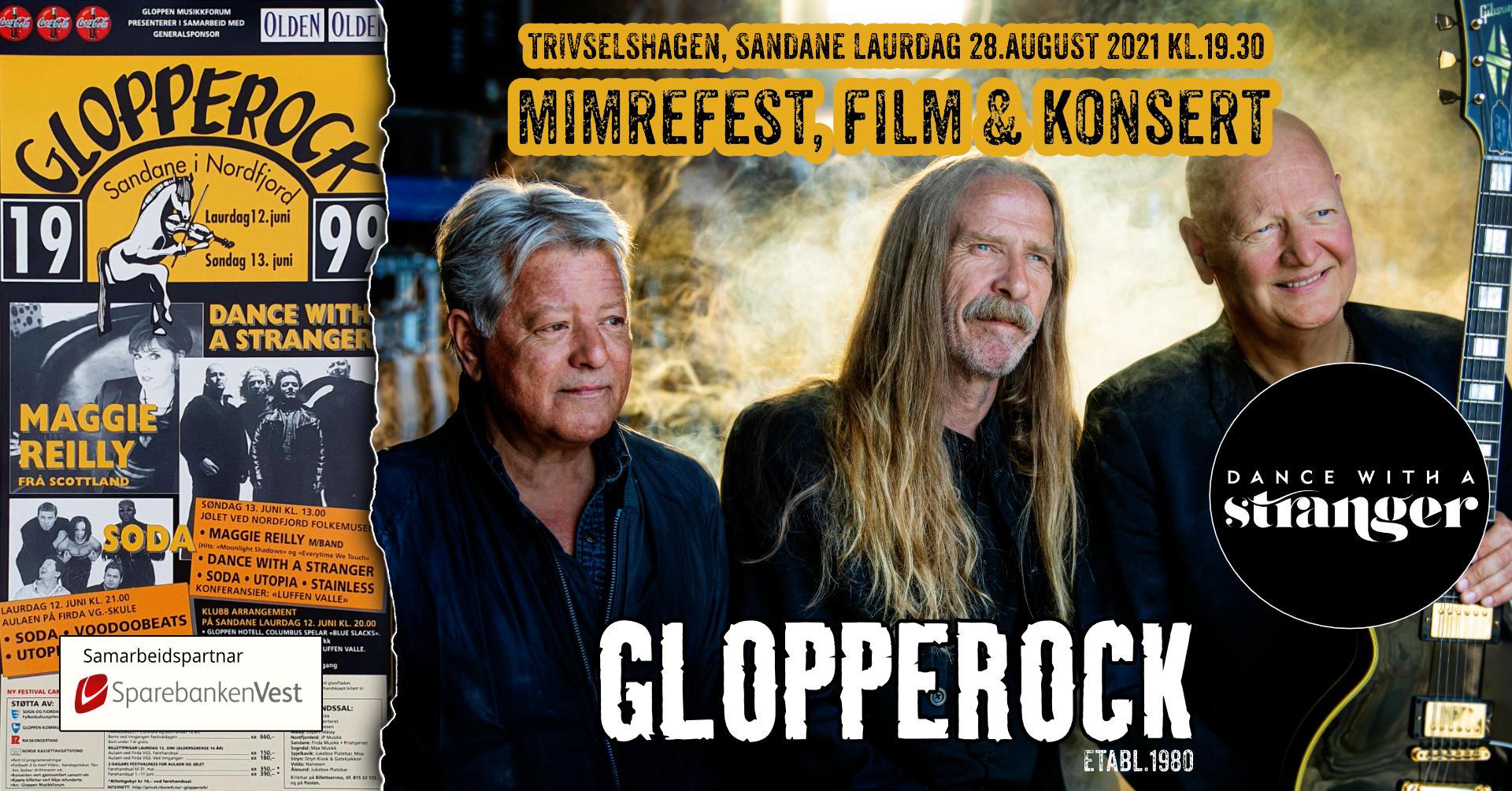 GLOPPEROCK – mimrefest, film & konsert